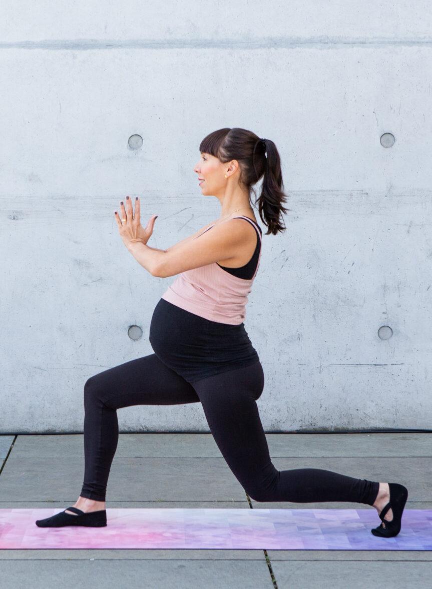 Bewegung in der Schwangerschaft bei GLÜCKSMAMA
