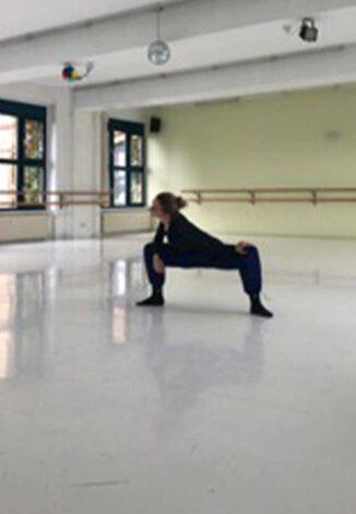 Streetdance mit Franzi