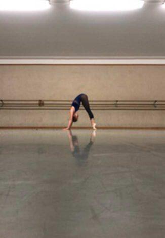 Ballett 4 Kids mit Franzi